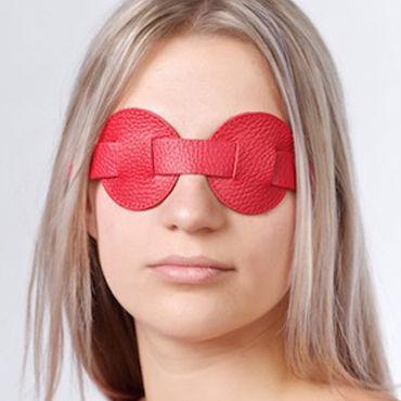 Sitabella маска, красная С велюровой подкладкой