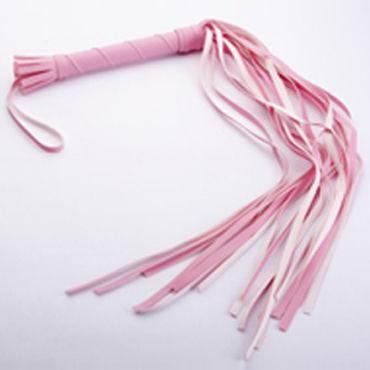 Sitabella плеть, розовая С петлей для запястья bdsm арсенал ошейник широкий с продольным кольцом черный декорирован шипами