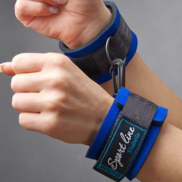 Sitabella наручники Из пенистого неопрена sitabella наручники тканевые для фиксации