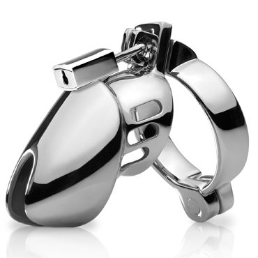 Pipedream Metal Worx Chastity Head Cage - фото, отзывы