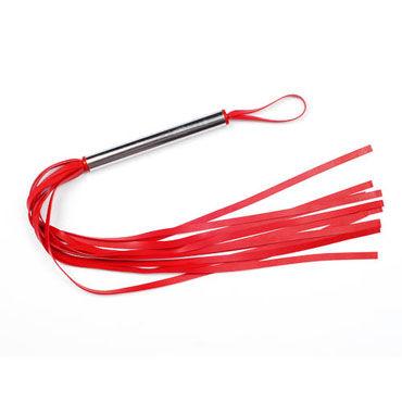 Sitabella плеть Макси, красный С удобной петлей на ручке