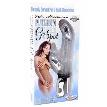 Pipedream Platinum G-Spot - фото, отзывы