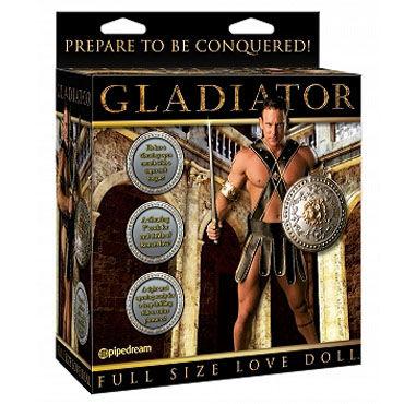 Pipedream Gladiator Реалистичная надувная кукла