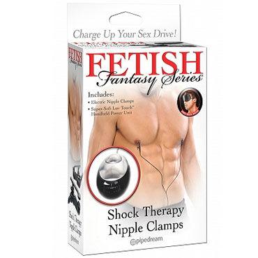 Pipedream Shock Therapy Nipple Электрические зажимы для сосков